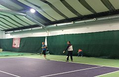 Augenlasern Slowakische Tennisspielerin 04