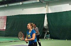 Augenlasern Slowakische Tennisspielerin 03