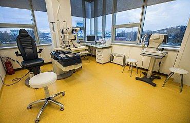 očná klinika Bratislava Aupark 46