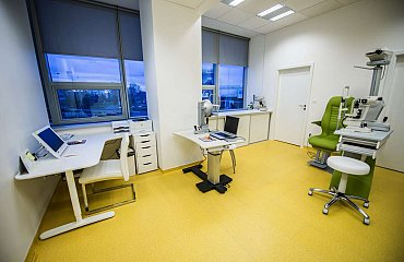 očná klinika Bratislava Aupark 64